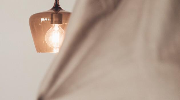 Design-Lampen im 4-Sterne-S-Hotel Nesslerhof
