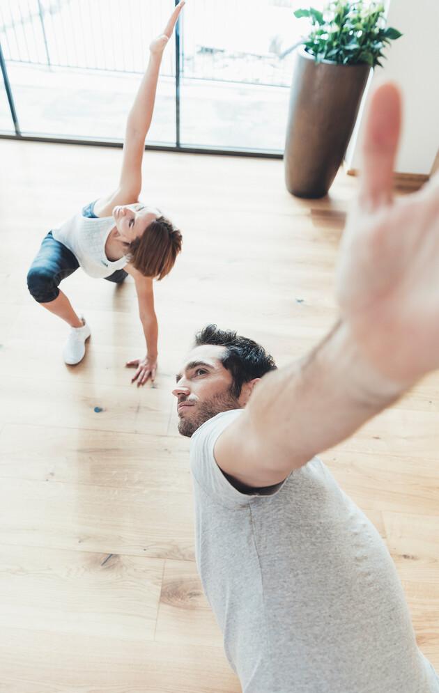 Fitness im Urlaub in Großarl