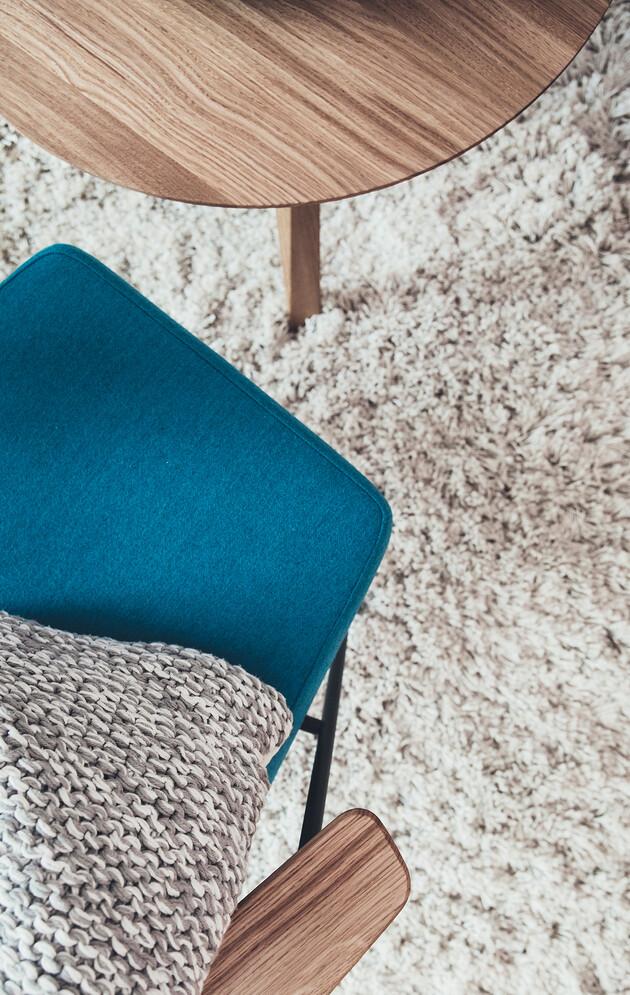 Hochwertige Möbel sorgen für Komfort